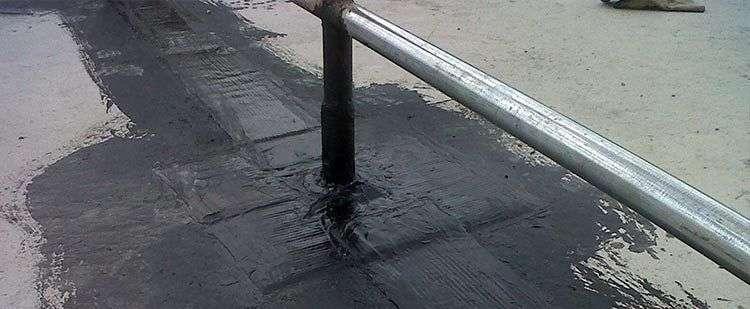 Materiales utilizados para la impermeabilización de cubiertas