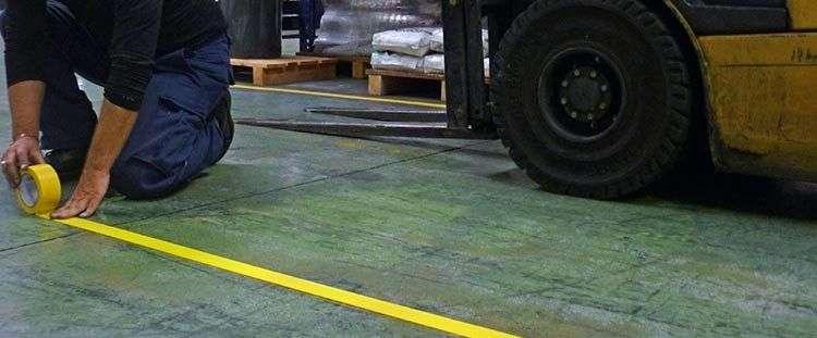 Pintado y señalización de pavimentos