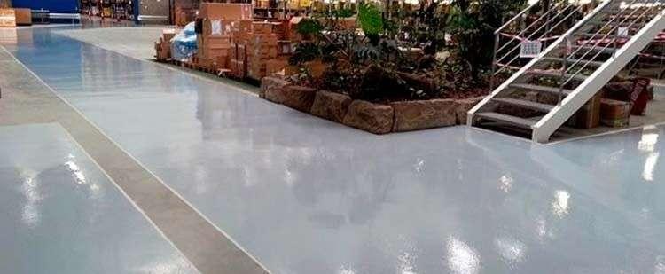 Cualidades de los pavimentos de resina epoxi y su uso industrial