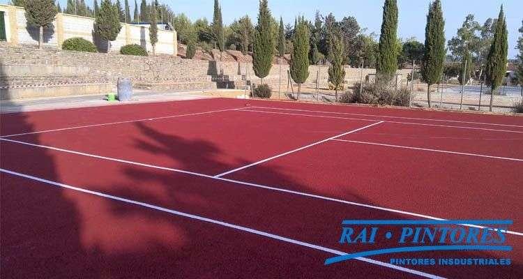 Pavimentos deportivos, zonas deportivas pavimentadas y funcionales