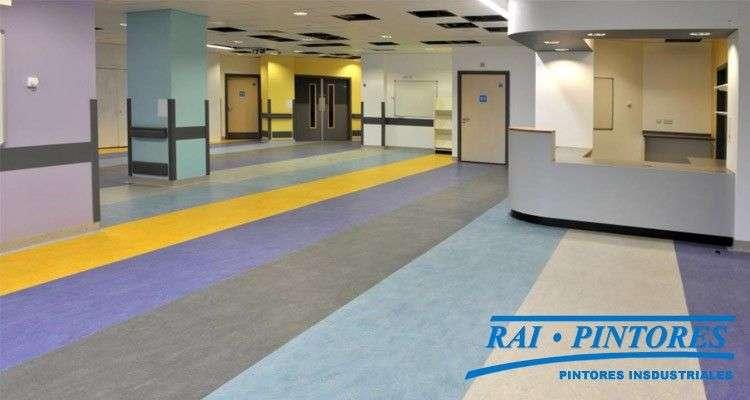 Peculiaridades de los pavimentos en hospitales y del sector sanitario