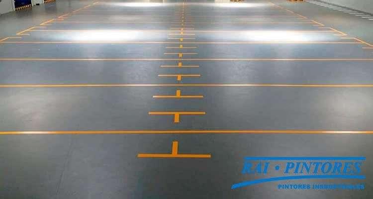 La señalización, elemento clave en los pavimentos