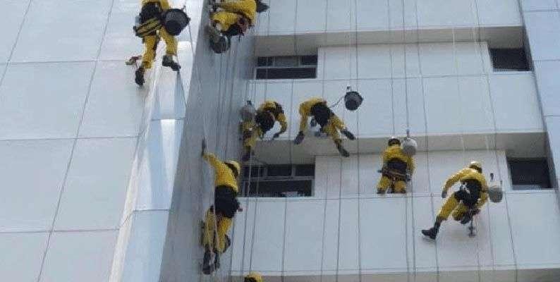 Limpieza y tratamientos de fachadas en Barcelona