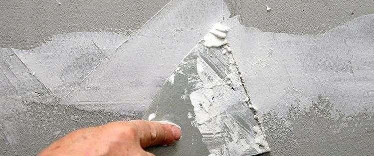 La importancia de alisar la superficie antes de pintar