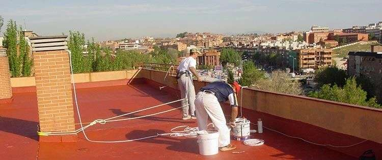 ¿Por qué elegir un profesional para impermeabilizar sus techos?