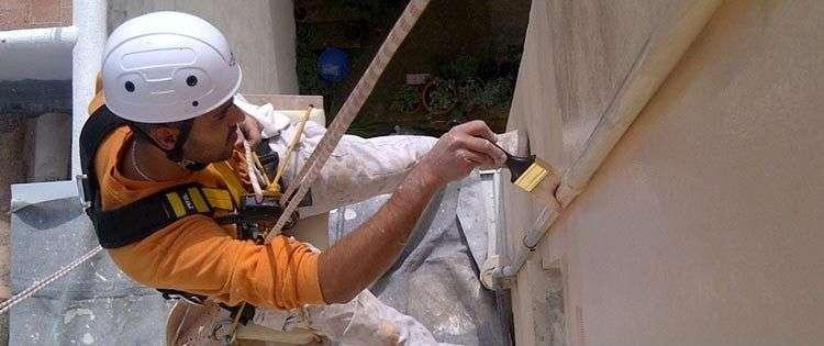Restauración de fachadas de forma profesional