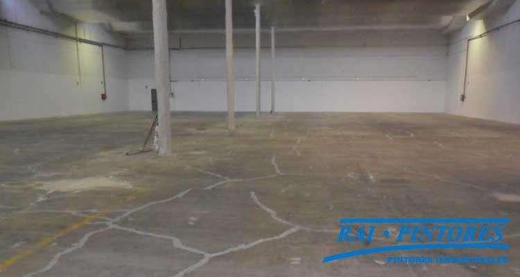 Cómo reparar un pavimento industrial