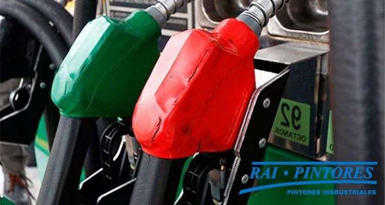 Pavimentos industriales para gasolineras