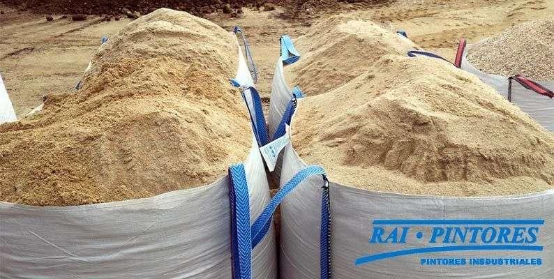 El uso de la arena de sílice en la construcción