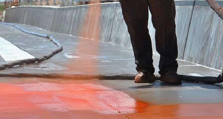 Impermeabilización de cubiertas en Girona 1 - Servicios de recubrimientos industriales