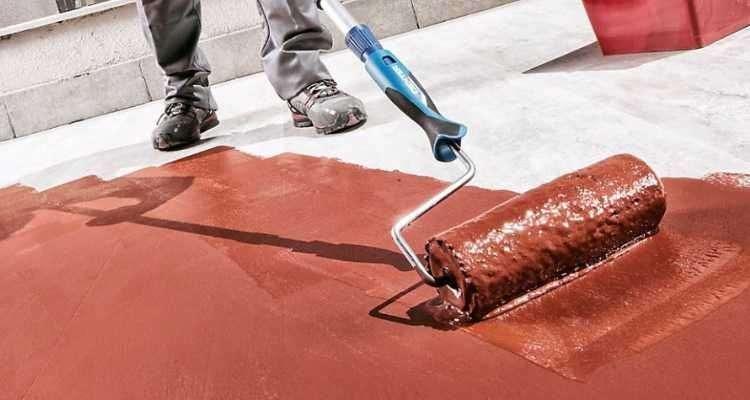 Cómo funciona la pintura impermeabilizante para fachadas