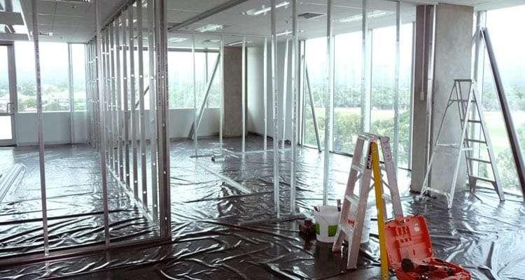 ¿Cuánto cuesta la construcción de unas oficinas?